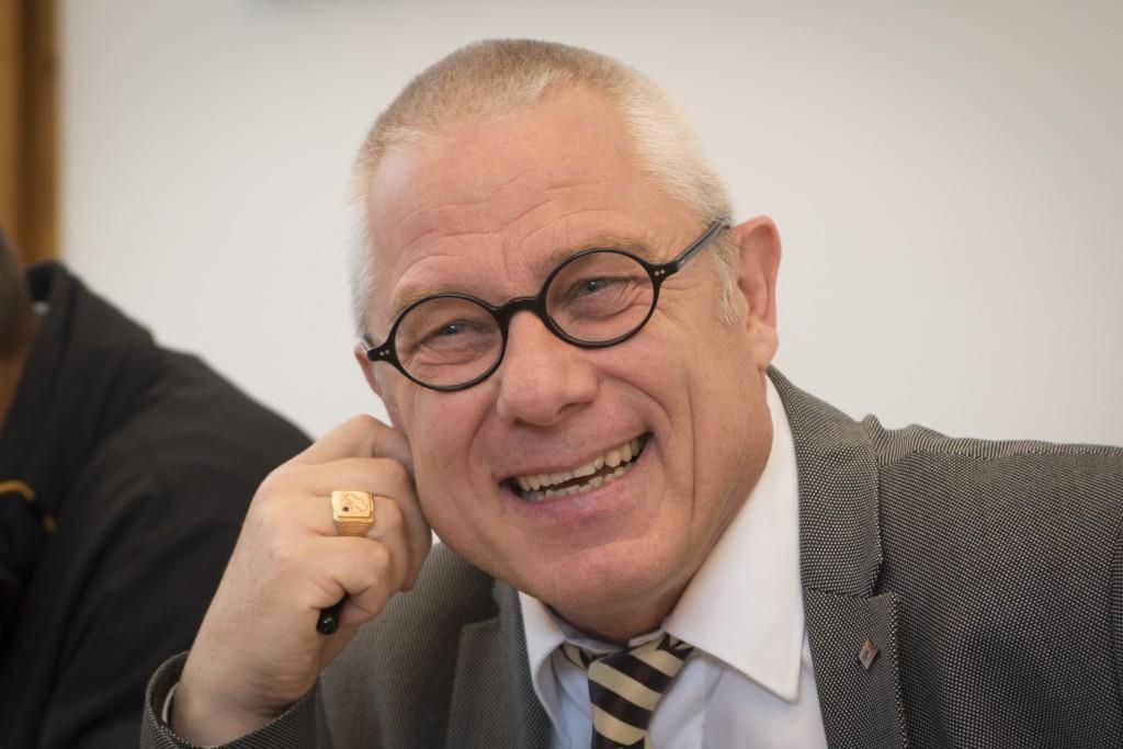 Renzo Andreani, Gemeindepräsident von Herisau, 189'667 Franken jährlich (bei 100 Prozent) (© TAGBLATT)
