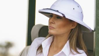 Teils hämische Kommentare im Internet: Die US-First-Lady Melania Trump fühlt sich gemobbt. (Archivbild)