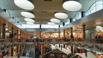 Die heutige Shoppi Mall wird ihr Gesicht verändern. AZ-Archiv/Wal