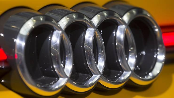 Bremsspuren bei Audi: Die Verkäufe sind 2018 gesunken. (Archiv)