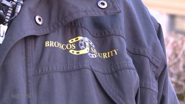 Kantonale Vorschriften für Sicherheitsfirmen