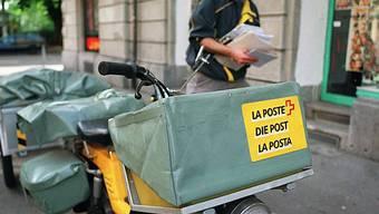 Zuviele Briefträger?