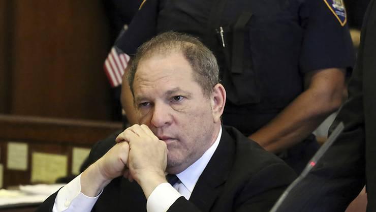 Die Anwälte von Harvey Weinstein (Foto) wollen, dass die gesamte Anklage gegen ihren Mandanten verworfen wird. (Archivbild)