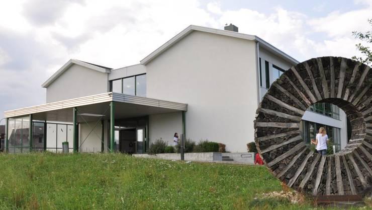 Zwölf Millionen Franken kostet alleine der Anbau ans Langmattschulhaus.
