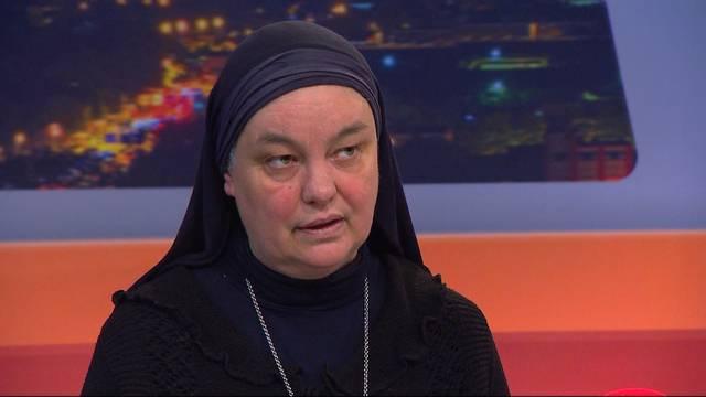 «Es sind Tränen geflossen»: Schwester Benedikta spricht im «TalkTäglich» über ihren Leidensweg in der Verenaschlucht