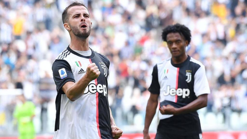 Leader Inter Mailand bleibt einen Punkt vor Meister Juventus