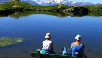 Ferien in der Schweiz können so schön sein