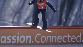 Pyeongchang brachte Katie Ormerod kein Glück