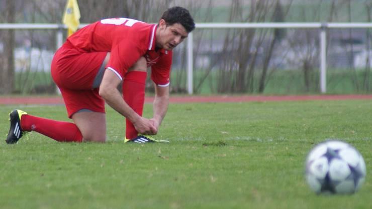 Dietikons Spielertrainer Ivelj wird im Cup nicht zum Einsatz kommen.
