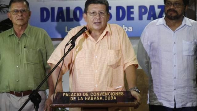 Farc-Sprecher Catatumbo kündigt Prüfung des Regierungavorschlags an
