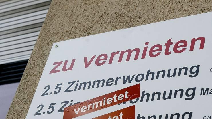 Status quo: Der Wohnraum im Kanton Baselland ist nach wie vor knapp. An dieser Situation wird sich in absehbarer Zeit nicht viel ändern.