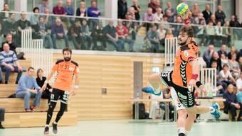Der Möhliner Karlo Ladan hielt zusammen mit seiner Mannschaft das bessere Ende für sich.