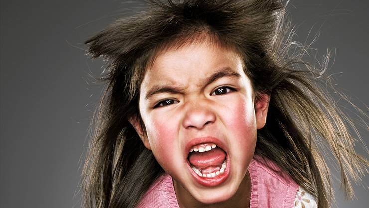 Der Alltag von Kindern ist mit Frustrationen gepflastert. Massgeblich ist, wie die Eltern mit den Wutausbrüchen umgehen.