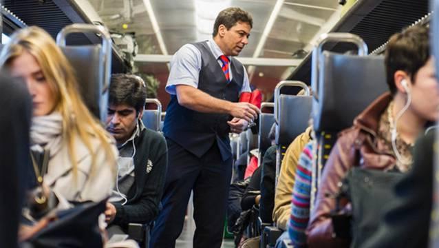 Diskussionen mit dem Kontrolleur wegen einer drohenden Bussen für nicht gelösten Nachtzuschlag dürften bald vorbei sein.  key