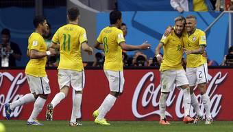 Brasilien-Kamerun: Die Bilder zum Spiel