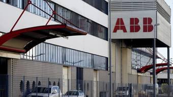 Die meisten Patente in der Schweiz meldete 2014 ABB an (Archiv)