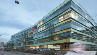 Universitäts-Kinderspital Beider Basel an der Spitalstrasse in Basel.