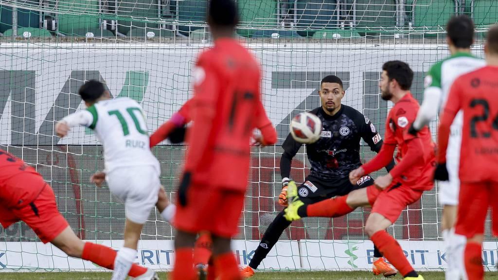 Umstrittener VAR-Eingriff besiegelt St.Gallens Niederlage