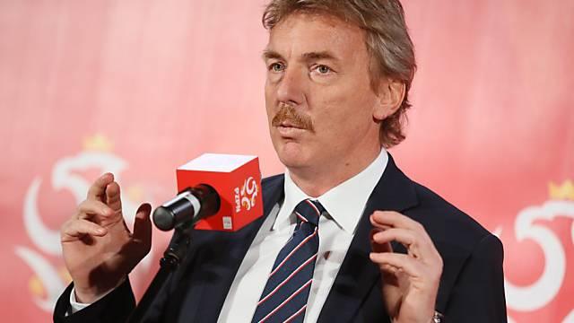 Verbandschef Zbigniew Boniek zieht EM-Bewerbung zurück