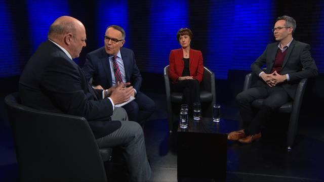 Durchsetzungs-Initiative, Schutzklausel & Blatter
