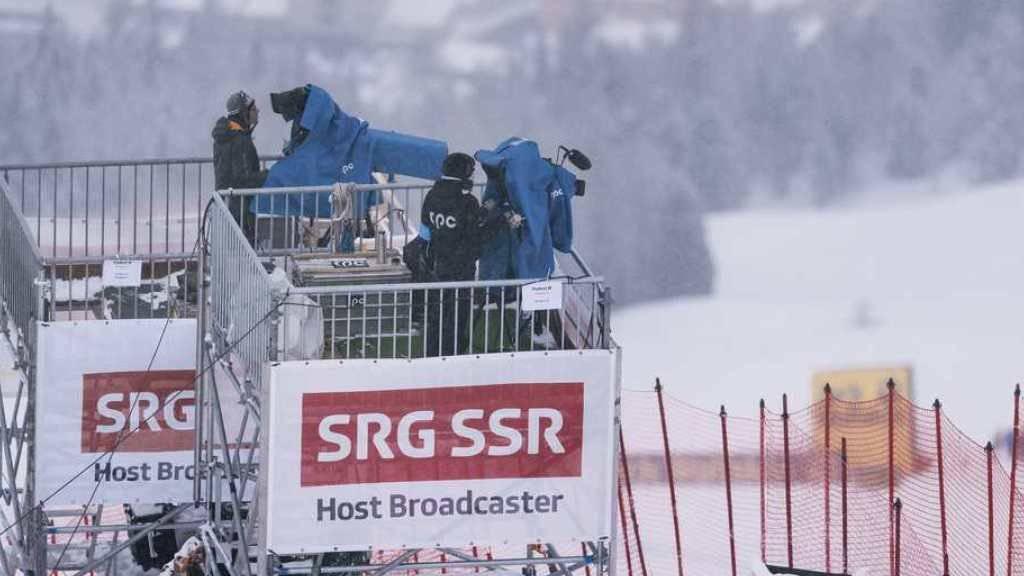 Neue Konzession: Die Programme der SRG sollen sich stärker von den Privaten unterscheiden. (Archivbild)