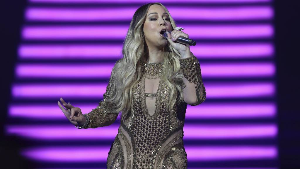 Mariah Careys Weihnachts-Ohrwurm schafft es nach 25 Jahren auf Platz 1