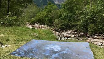 Am Verzasca Fotofestival sind Fotografien zwischen wilder Natur und umringt von 2000 Meter hohen Gipfeln zu sehen.