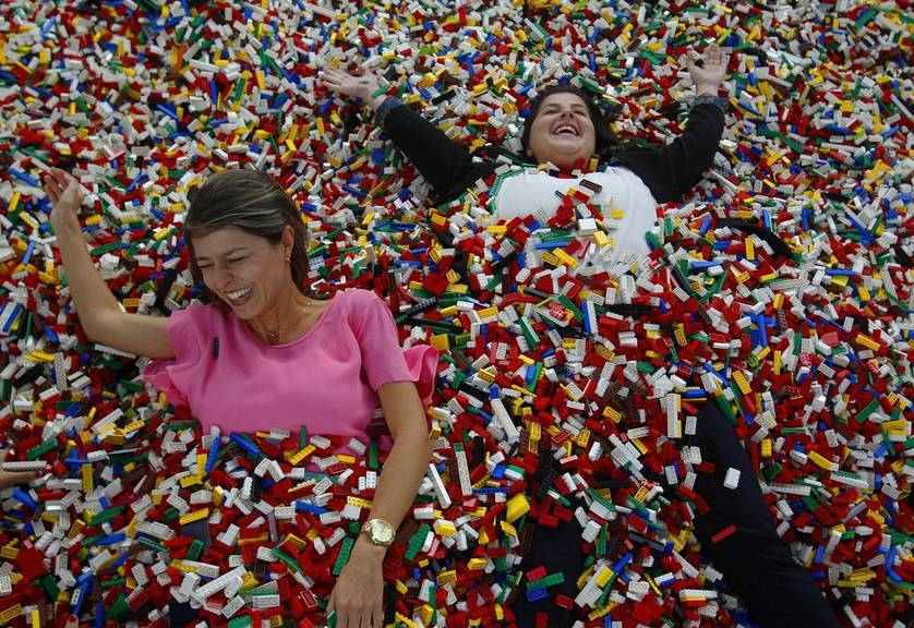 Lego ist nicht nur für Kinder.