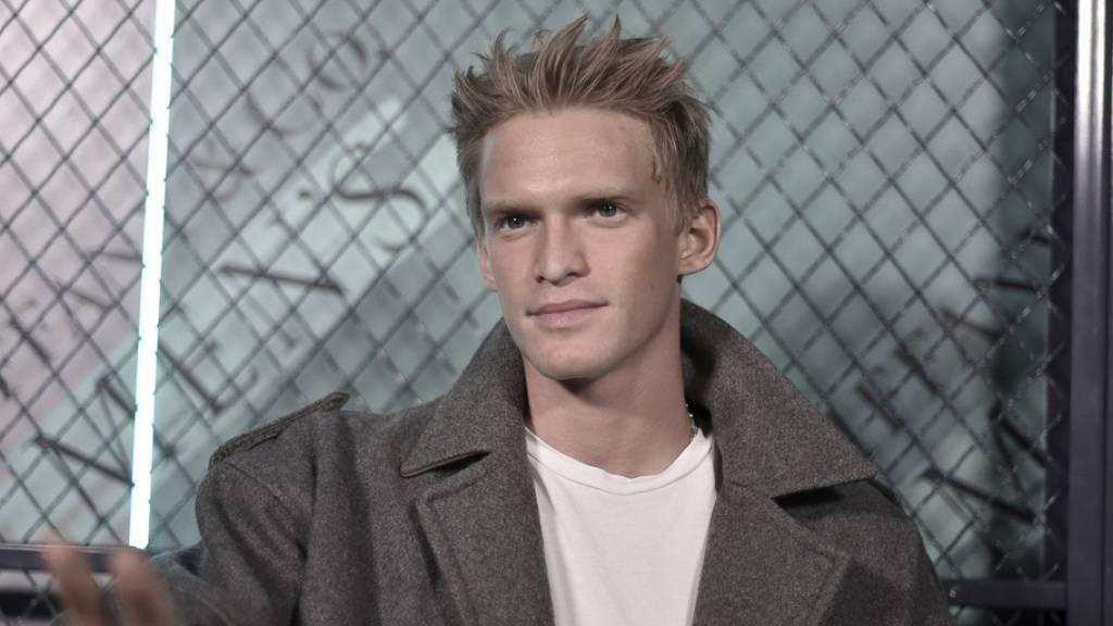 Cody Simpson hat die TV-Show «The Masked Singer Australia» gewonnen. Seit wenigen Wochen ist er mit US-Sängerin Miley Cyrus zusammen. (Archivbild)