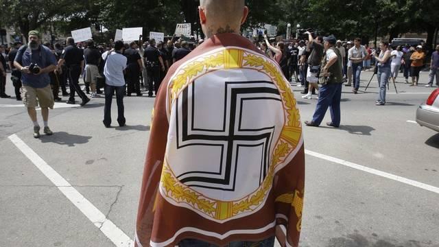 Ein amerikanischer Nazi im Bundesstaat Texas (Symbolbild)
