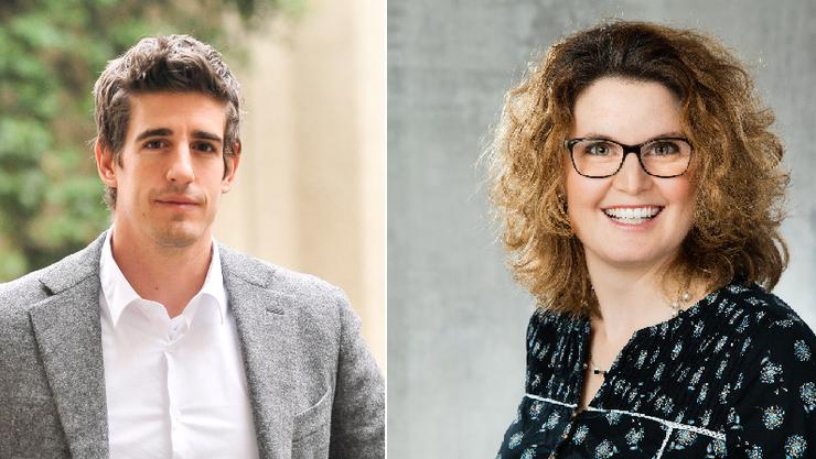 Marc Scherrer gibt das CVP-Präsidium Ende März ab. Brigitte Müller-Kaderli soll auf ihn folgen.
