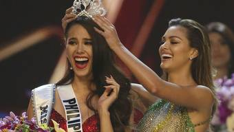 Catriona Gray ist Miss Universe 2018.