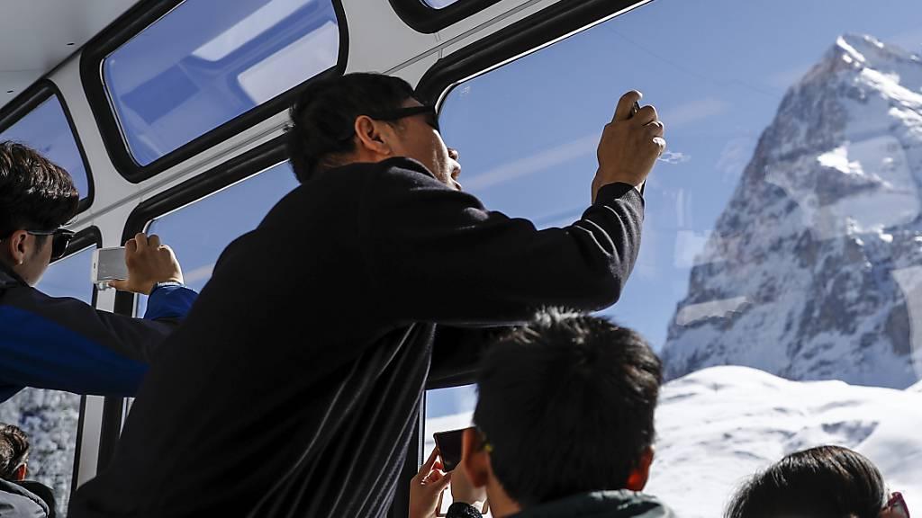 Schweiz Tourismus erwartet 8,7 Mrd Umsatzverlust von März bis Juni