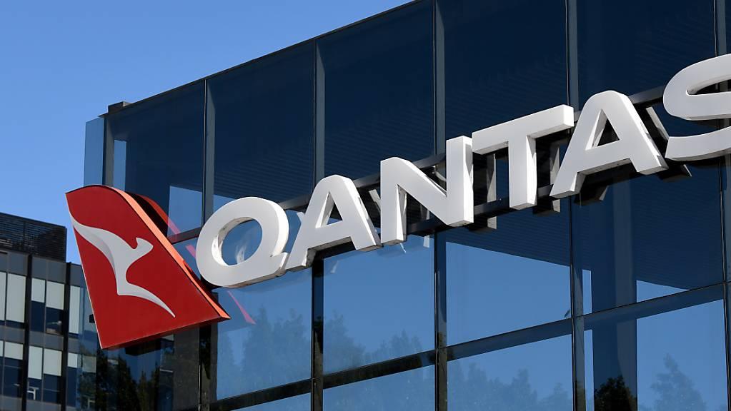 Wegen der Coronakrise streicht die australische Fluggesellschaft Qantas 6000 Stellen. (Archivbild)