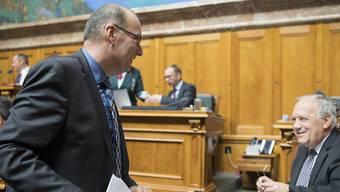 Bauernverbands-Präsident Markus Ritter (CVP/SG) schlug eine Gesprächseinladung von Bundesrat Schneider-Ammann aus. (Archivbild)