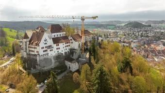 Die Ortsbürgergemeinde Lenzburg erhält einen Beirat. Archiv