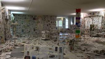Maturstreiche an der Kantonsschule Solothurn
