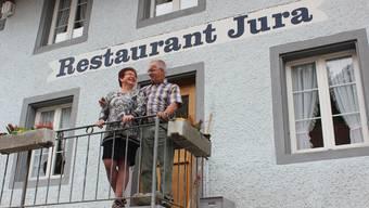Ende Jahr ist Schluss: Eine Agenda fürs 2019 kaufen sich Margrit und Eugen Wildhaber nicht mehr.