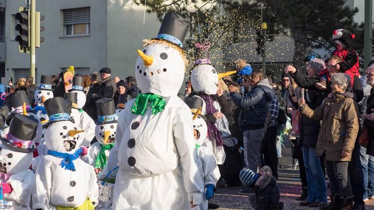 Freiere Bahn für Schneemänner und Fasnächtler gefordert.