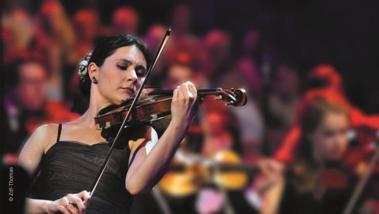 Fanny Clamagirand ist am 2. November im Konzertsaal Solothurn zu hören.