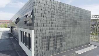 Im neuen ewz-Unterwerk in Zürich-Nord haben ABB und das Elektrizitätswerk der Stadt Zürich eine weltweit neuartige gasisolierte Schaltanlage eingebaut.