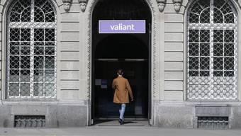Expansionsstrategie: Valiant plant elf neue Geschäftsstellen im Kanton Zürich.