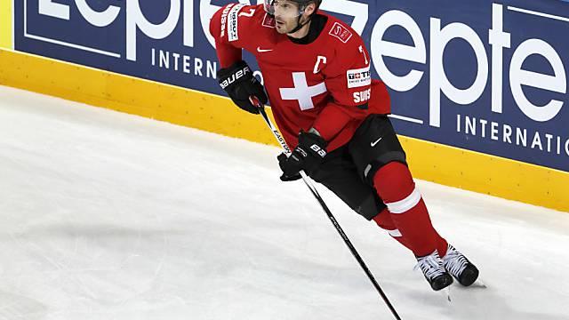 Mark Streit zufrieden mit der Reaktion auf Lettland-Spiel