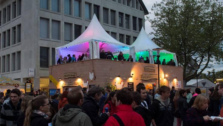 Wie am Stadtfest 2013 wollen sich die Beizer einiges einfallen lassen.