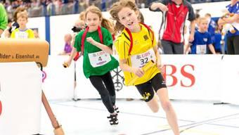 Am UBS Kids Cup werden sich 250 Kinder und Jugendliche messen. (Archiv)
