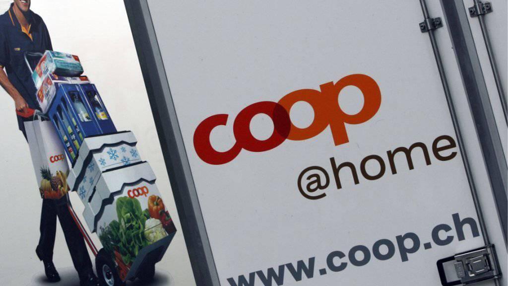 Keine individualisierte Rabatte: Coop verzichtet im Online-Shop auf die Einführung von kundenspezifischen Rabatten.