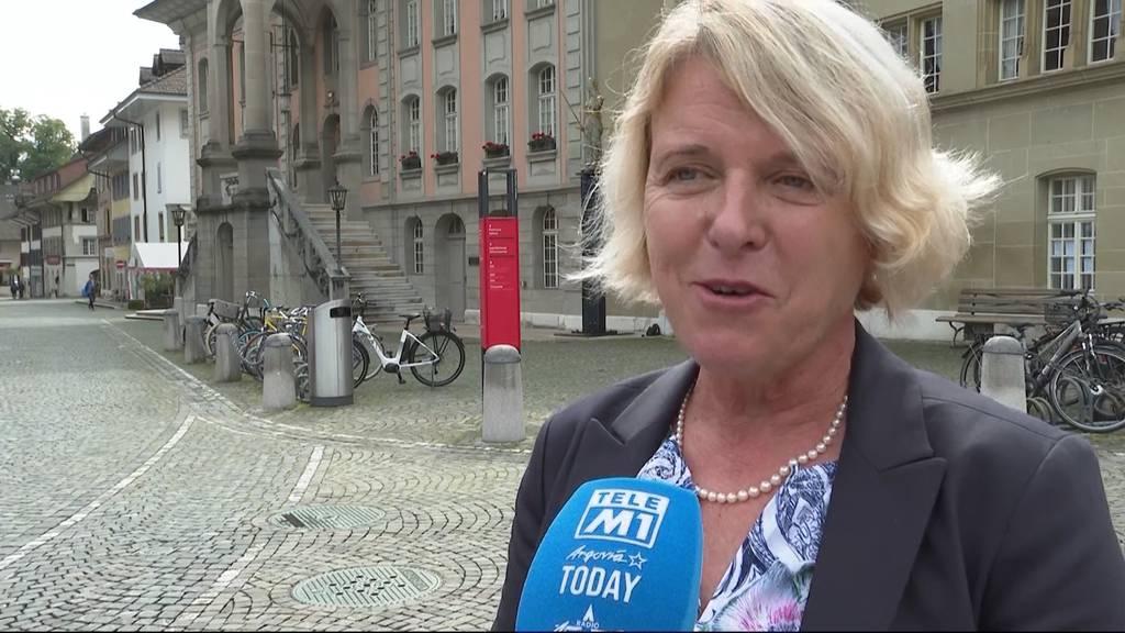 «Es ist ein Wermutstropfen»: Stadtammann-Kandidatin Christine Guyer ärgert sich – nur neun Stimmen fehlten ihr zum Absoluten Mehr