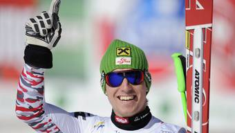 Super G in Schladming