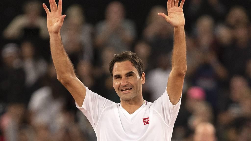 Roger und Mirka Federer spenden 1 Million Franken