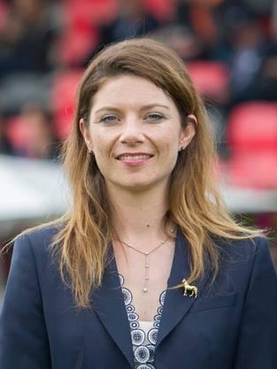 OK-Präsidentin Nayla Stössel